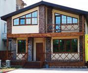 Каркасные энергосберегающие дома