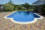 Строительство бассейнов,  продажа оборудования для бассейнов